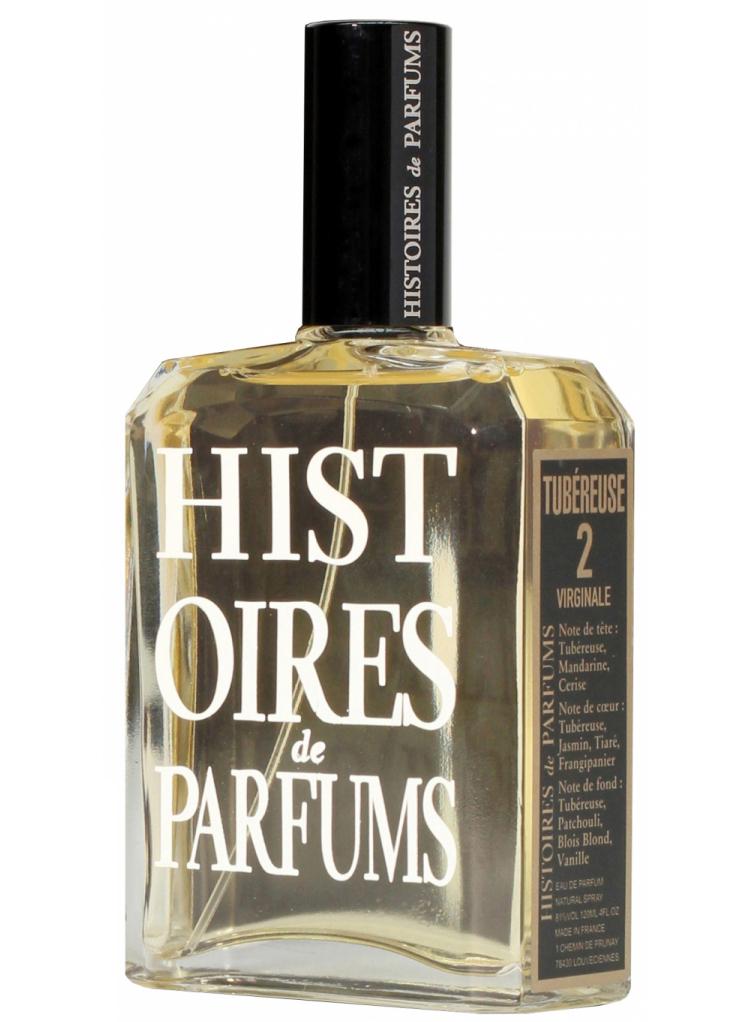 Histoires de Parfums Tubereuse 2 La Virginale парфюмированная вода 120мл (Хисторис де Парфюмс Тубероза 2 Девственная)