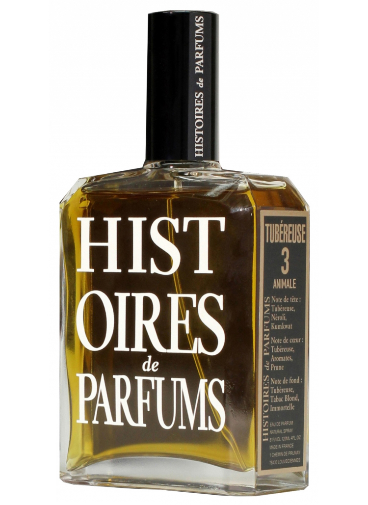 Histoires de Parfums Tubereuse 3 Animale парфюмированная вода 120мл (Хистори де Парфюм Тубероза 3 Анимале)