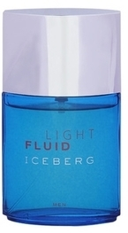 Iceberg Light Fluid Iceberg Man
