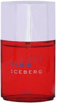 Iceberg Light Fluid Iceberg Woman туалетная вода 100мл (Айсберг Легкий Женский Флюид)