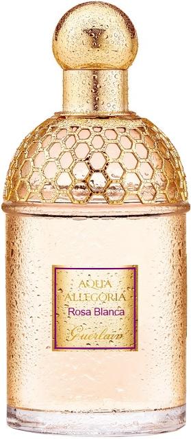 Guerlain Aqua Allegoria Rosa Blanca туалетная вода 125мл тестер (Герлен Аква Аллегория Белая Роза)