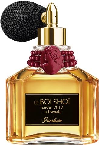 Guerlain Le Bolshoi Saison 2012 La Traviata