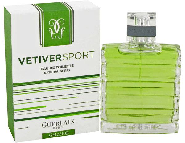 Guerlain Vetiver Sport men
