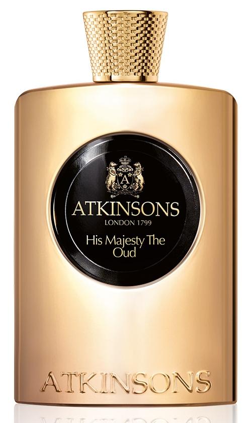 Atkinsons His Majesty The Oud парфюмированная вода 100мл тестер (Аткинсонс Его Величество Уд)