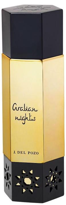 J. Del Pozo Arabian Nights Private Collection парфюмированная вода 100мл тестер (Хесус Дель Позо Арабские Ночи Приватная Коллекция)