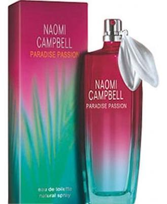 Naomi Campbell Paradise Passion туалетная вода 50мл тестер ()