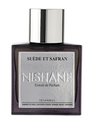 Nishane Suede et Safran экстракт духов 50мл (Нишейн Замша и шафран)