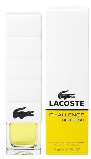 Lacoste Challenge Re/Fresh men
