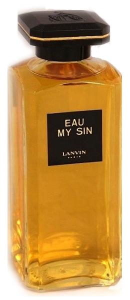 Lanvin Eau My Sin туалетная вода 120мл (Ланвин Мой Грех)