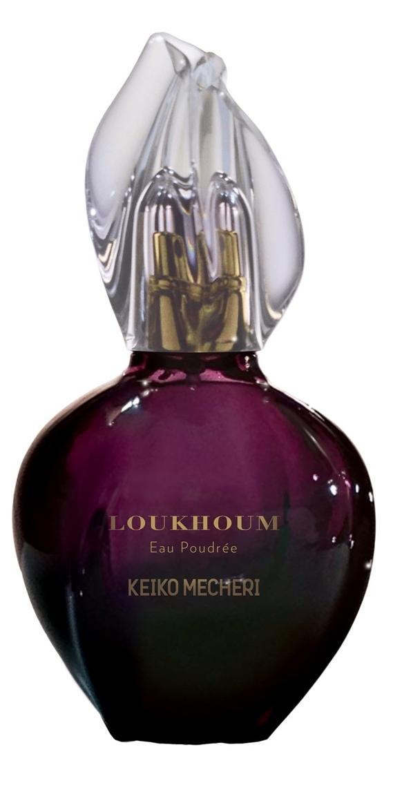Keiko Mecheri Loukhoum Eau Poudree парфюмированная вода 50мл (Кейко Мечери Рахат-Лукум Пудровая Вода)