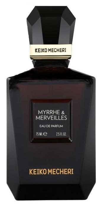 Keiko Mecheri Myrrhe & Merveilles парфюмированная вода 75мл (Кейко Мечери Мирра и Волшебство)