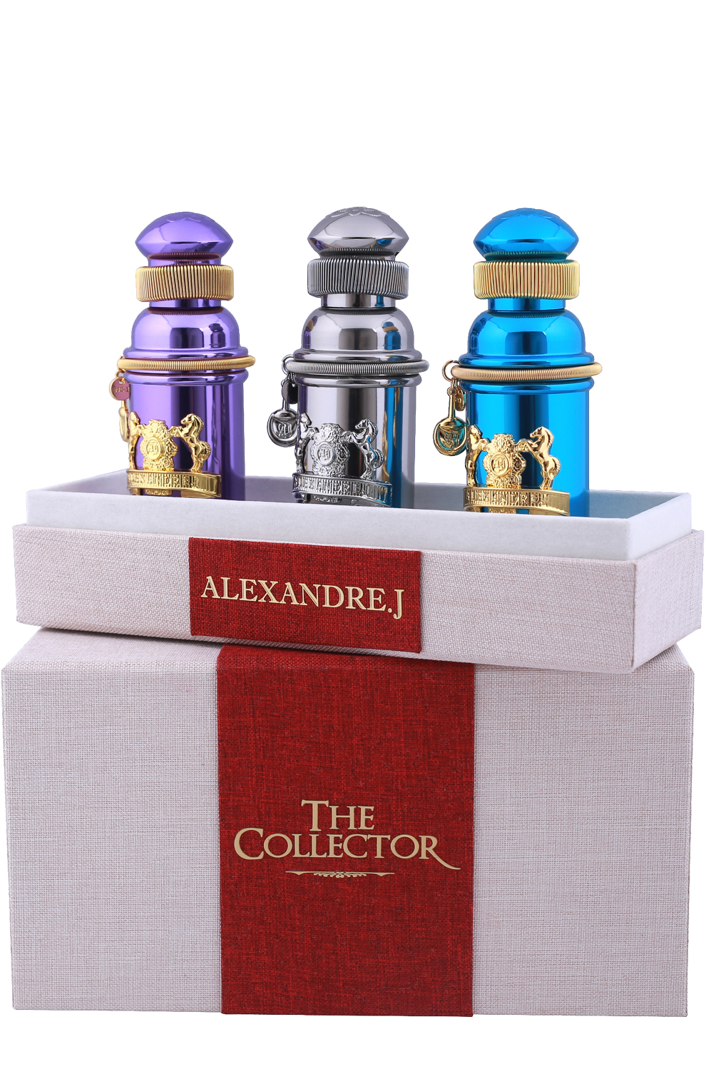 Alexandre J. The Collector Set №1