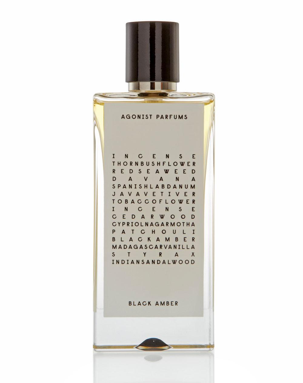 Agonist Black Amber парфюмированная вода 50мл refill (Agonist Black Amber | «Агонист Черная Янтарь»)