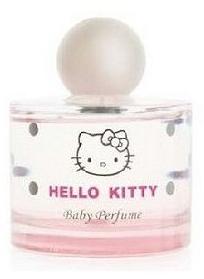 Hello Kitty Baby Perfume туалетная вода 100мл тестер (Хелло Китти Беби Перфюм)