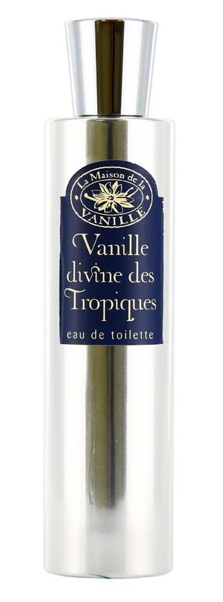 La Maison de la Vanille Vanille Divine des Tropiques туалетная вода 100мл (Ла Мейсон де ла Ваниль Божественная Тропическая Ваниль)