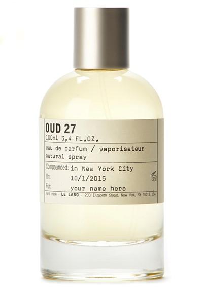 Le Labo Oud 27 парфюмированная вода 50мл (Ле Лабо Уд 27)