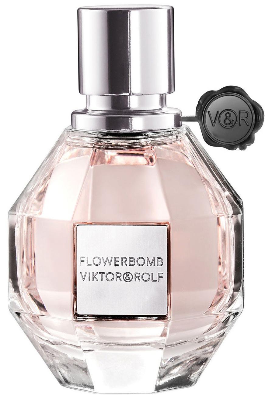Viktor&Rolf Flowerbomb парфюмированная вода 100мл (Виктор и Рольф Цветочная бомба)