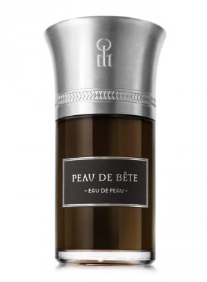 Les Liquides Imaginaires Peau de Bete ароматическая свеча 200г. (Ле Ликвид Имажинайр Животная Кожа)