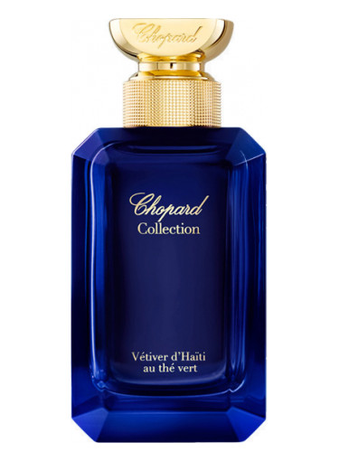 Chopard Collection Vetver d'Haiti au The Vert