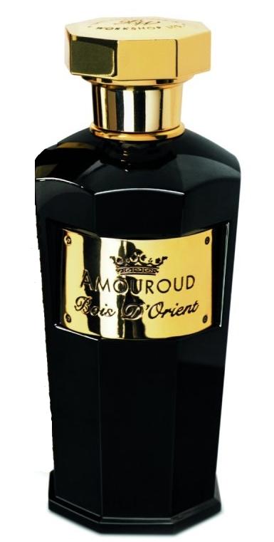 Amouroud Bois D`Orient парфюмированная вода 100мл тестер (Аморуд Восточное Дерево)