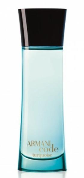 Armani Code Turquoise for Men туалетная вода 75мл тестер (Армани Код Туркуаз для Мужчин)