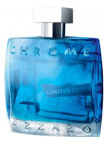Azzaro Chrome Limited Edition 2015