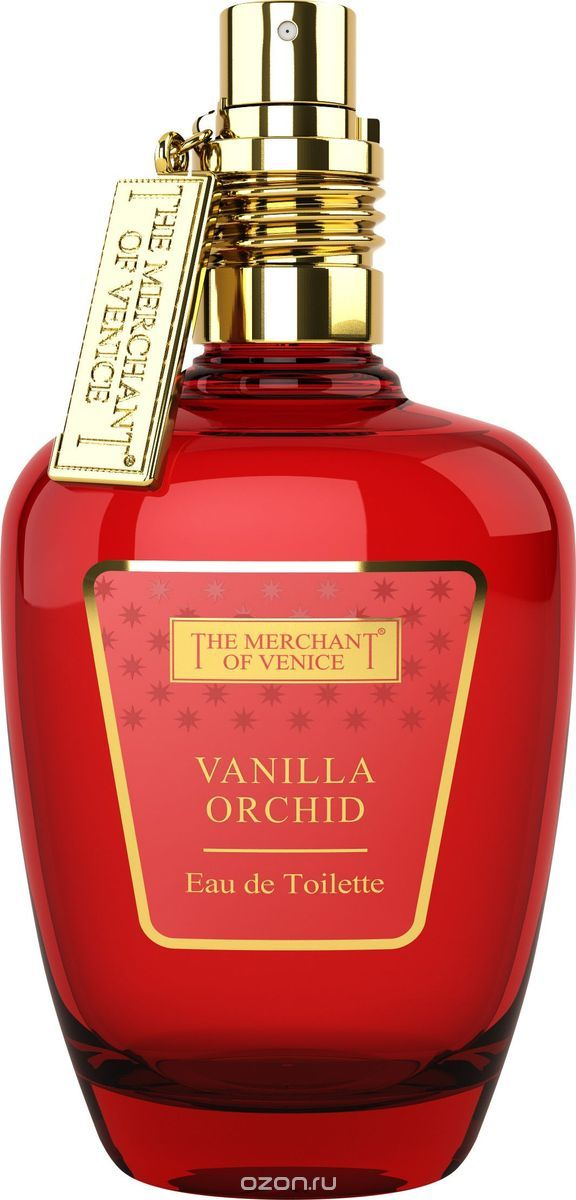 The Merchant of Venice Vanilla Orchid туалетная вода 50мл ()