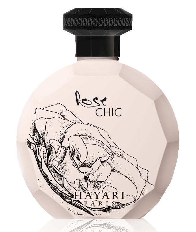 Hayari Parfums Rose Chic