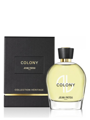 Jean Patou Collection Heritage Colony