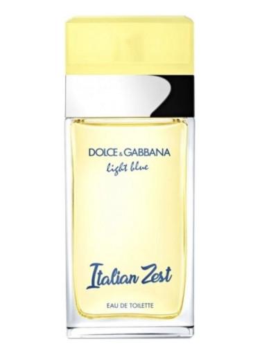 Dolce&Gabbana Light Blue Italian Zest туалетная вода 100мл тестер ()
