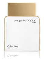 CK Euphoria Pure Gold Men