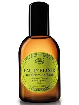 Les Fleurs de Bach Eau d'Elixir Allegresse туалетная вода 115мл (Ле Флер де Бах Вода Эликсир Ликование)