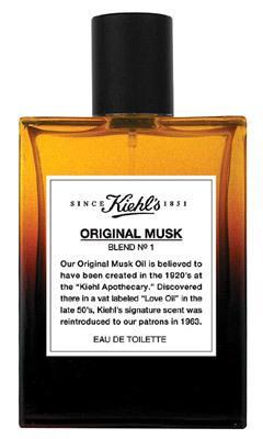 Kiehl's Original Musk туалетная вода 100мл (Килс Оригинальный Мускус)