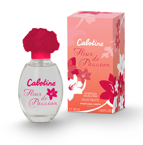 Gres Cabotine Fleur de Passion for women
