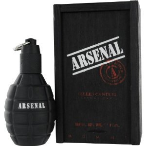 Gilles Cantuel Arsenal Black