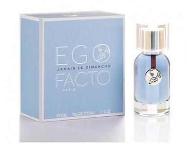 Ego Facto Jamais le Dimanche парфюмированная вода 100мл (Эго ФактоКогда-Нибудь в Воскресенье)