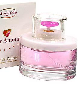 Clarins Par Amour Toujour туалетная вода 30мл тестер (Кларинс Всегда с Любовью)