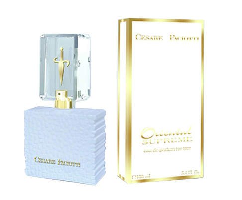 Cesare Paciotti Oriental Supreme for Her парфюмированная вода 100мл тестер (Цезарь Пачетте Восточное Божество для Нее)