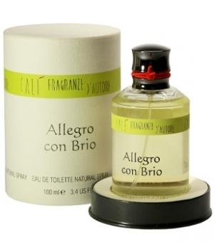 Cale Fragranze d'Autore Allegro con Brio парфюмированная вода (концентрированная) 100мл (Кале Фрагрансе д'Ауторе Аллегро кон Брио)