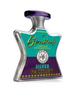 Bond No 9 Andy Warhol Silver Factory парфюмированная вода 50мл (Бонд №9. Энди Уорхол. Серебряная Фабрика)