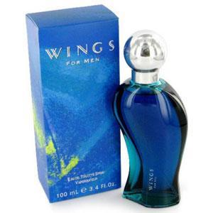 Beverly Hills Wings for Men туалетная вода 100мл тестер (Беверли Хиллс Крылья для Мужчин)