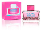 Banderas Blue Electric Seduction Women