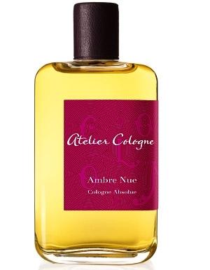 Atelier Cologne Ambre Nue мыло 200г (Ателье Колонь Амбре Ню)