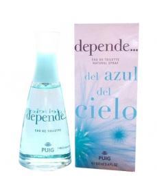 Antonio Puig Depende Del Azul del Cielo туалетная вода 100мл (Антонио Пюиг Это зависит от Синевы Небес)