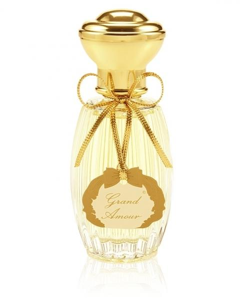 Annick Goutal Grand Amour парфюмированная вода 100мл тестер ()