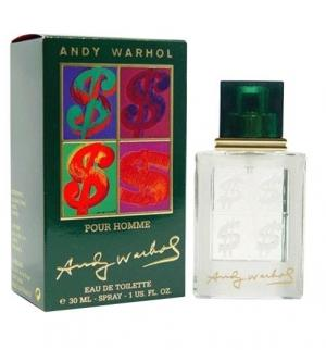 Andy Warhol Pour Homme туалетная вода 50мл ()