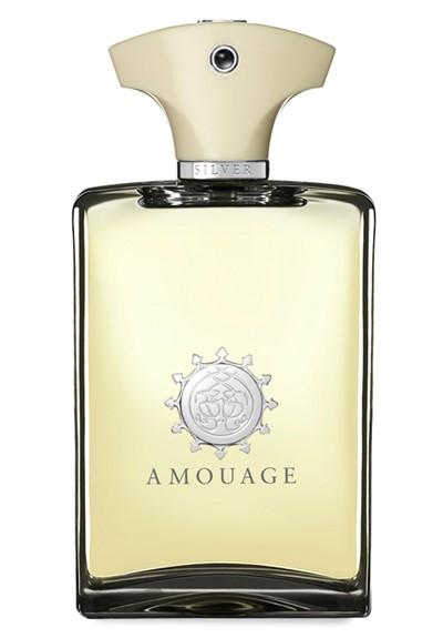 Amouage Silver men парфюмированная вода 100мл (Amouage Silver men | «Амуаж Сильвер» | «Амуаж Серебро»)