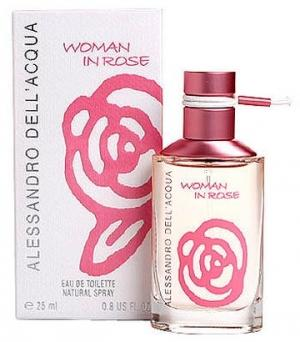 Alessandro Dell` Acqua Woman In Rose