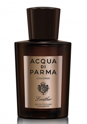 Acqua di Parma Colonia Leather Eau de Cologne Concentree одеколон 100мл (Аква ди Парма Кожаная Вода Концентрат)