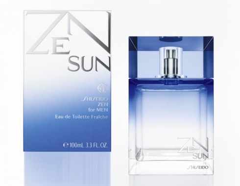 Shiseido Zen Sun for men